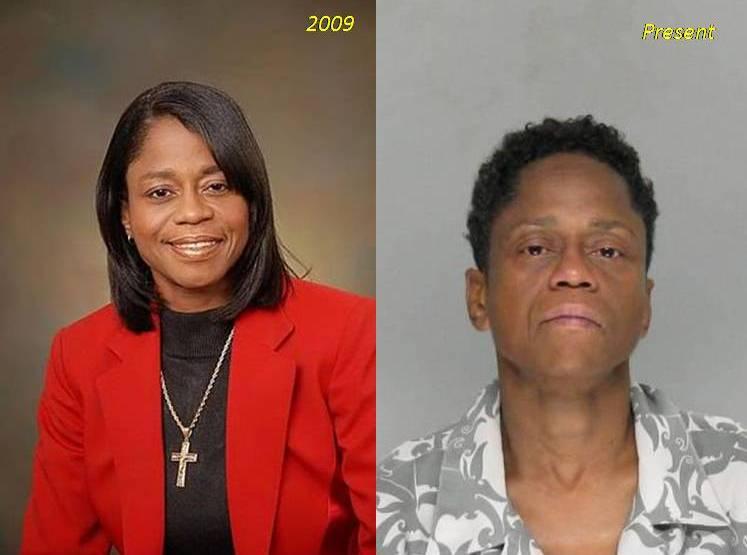 James Brown's daughter, Venisha Brown arrested ...