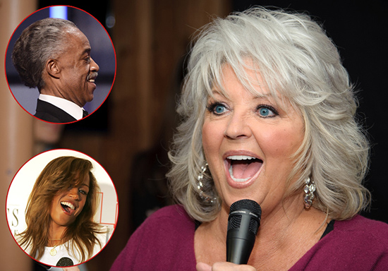 "Paula Deen Signs Copies Of ""Paula's Southern Cooking Bible"""