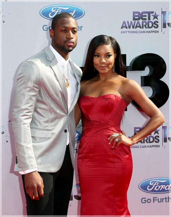 Gabrielle-Union-attend-2013-BET-Awards1