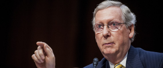 Senators Reid And McConnell Testify On Proposed Constitutional Amendment On Campaign Finance