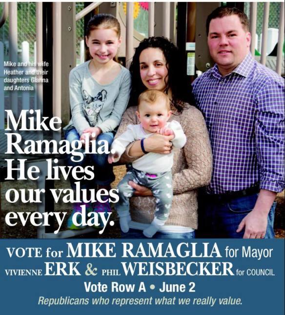 Mike Ramaglia For Mayor