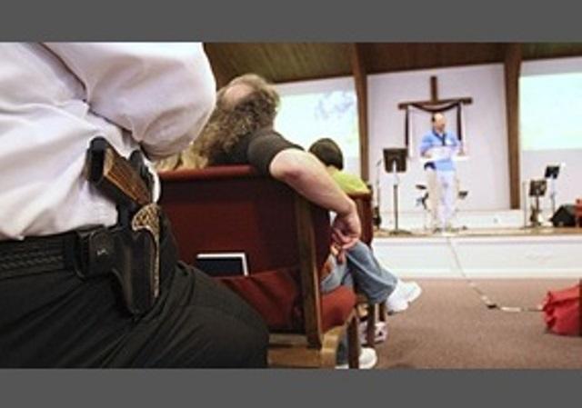 Guns_Church