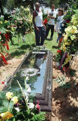 James Byrd's Grave