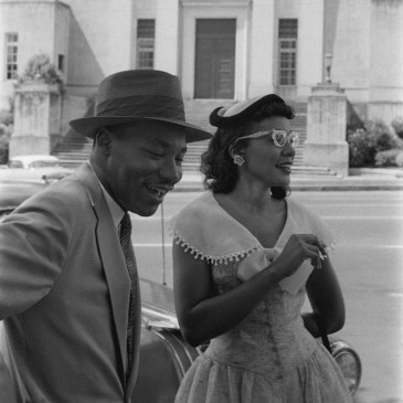 Martin & Coretta Scott King