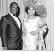 John H. & Eunice Johnson
